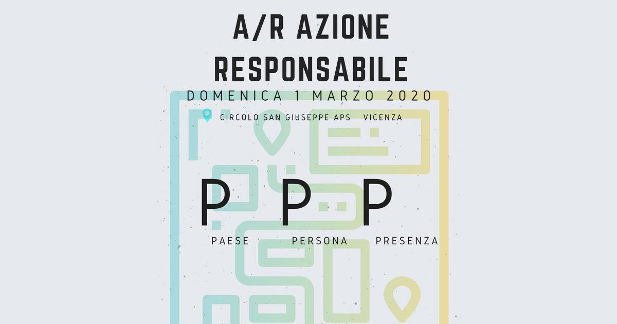 Locandina Azione Responsabile 2020